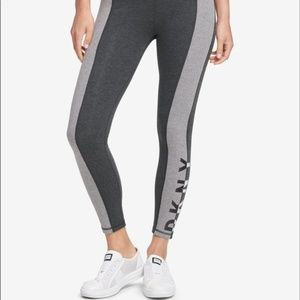 DKNY Sport Legging Womens Size S Black Activewear